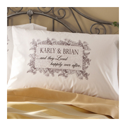 Happily Ever After Pillows