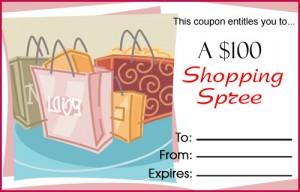 $100-Shopping-Spree