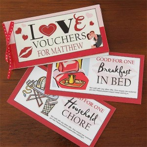 Hand Made Coupons