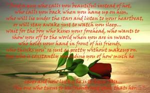 Find A Guy Who Calls U Beautiful