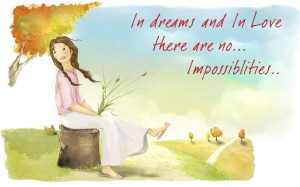 In Love there are no Impossiblities