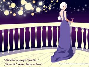 The best revenge?