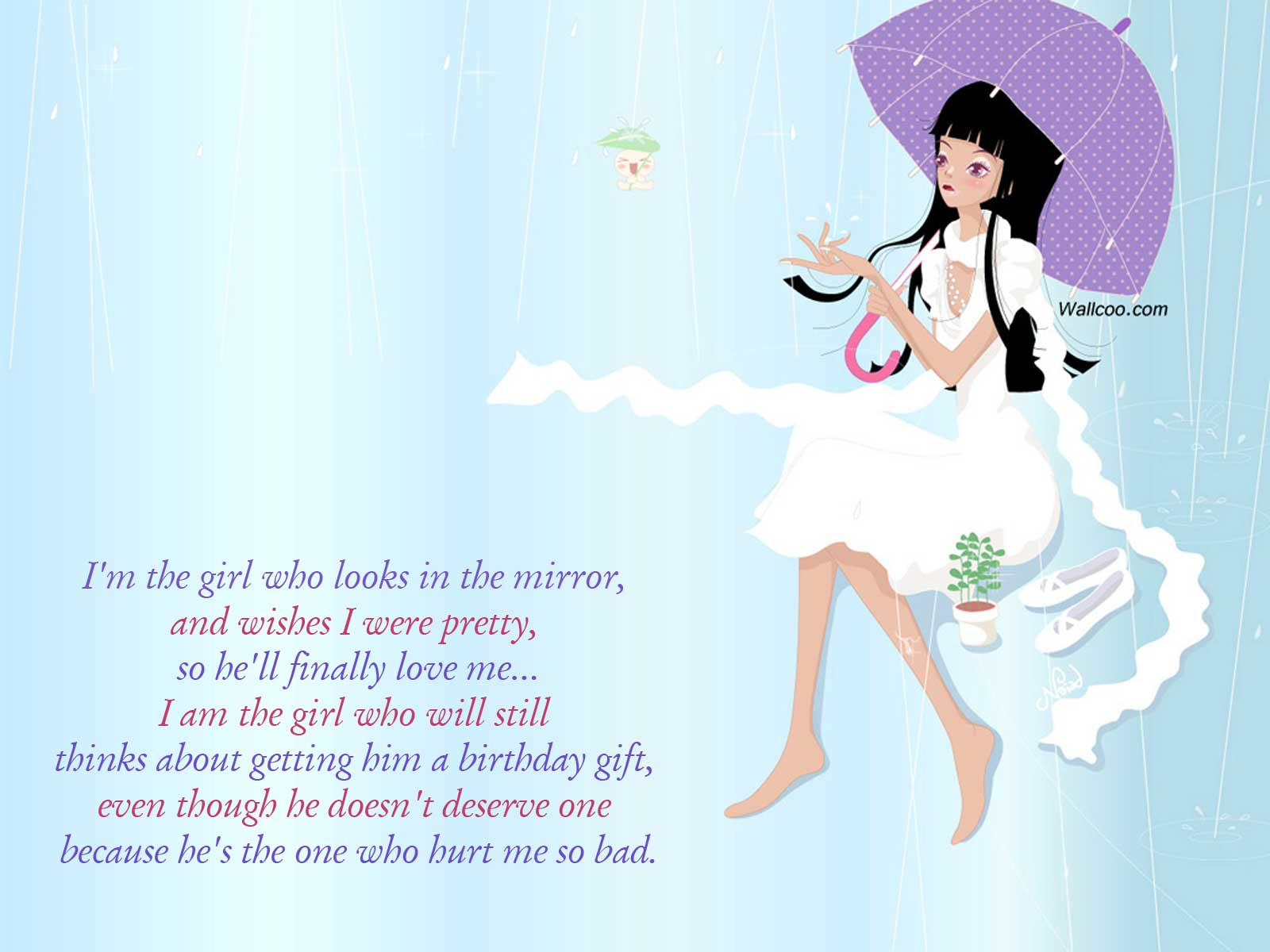 Quotes About Myself Girl quotes-pictures feedio
