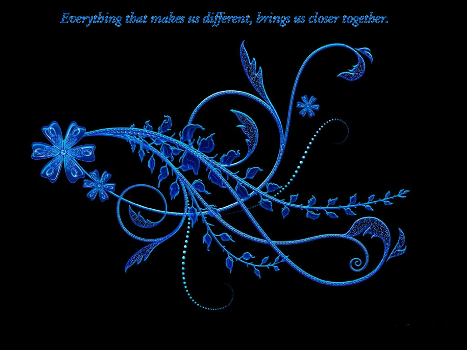 Everything that makes us different