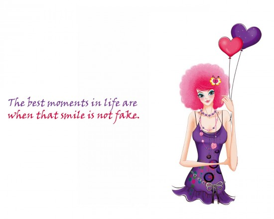 The best moments in life are