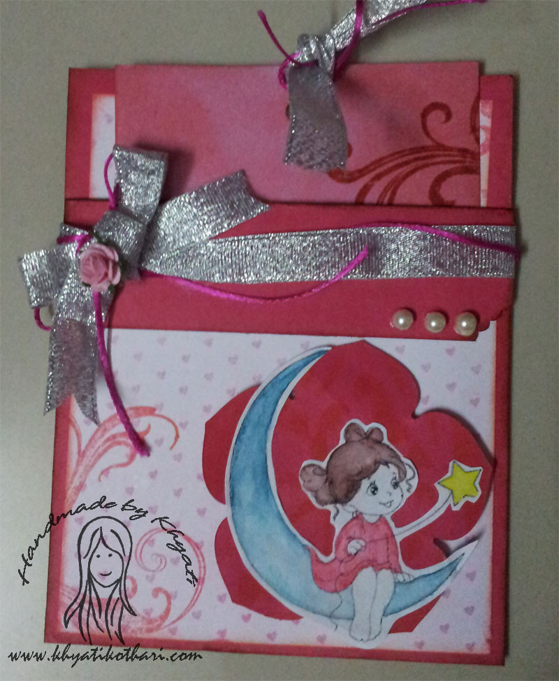Baby Girl Card 1