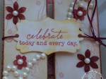 I do :) — A wedding card